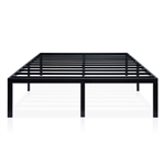 King size 16-inch High Heavy Duty Metal Platform Bed Frame