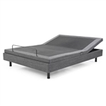 Queen size Wall-Hugger Adjustable Bed Base with Wireless Remote