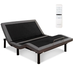 Queen Adjustable Bed Frame Base with Remote Control USB Ports and Massage
