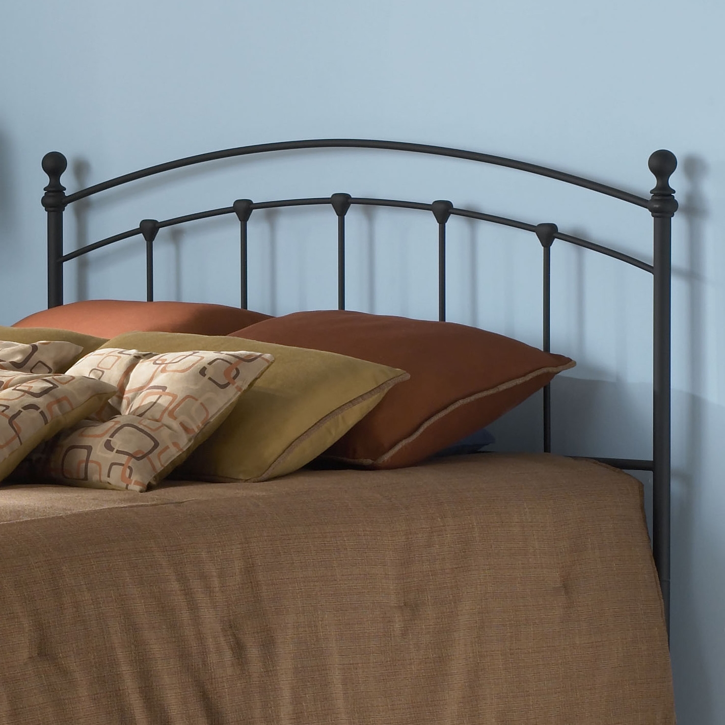 Amazon Com Amisco Ivy Metal Headboard Only Queen Size 60