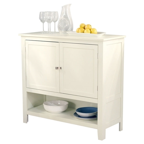 Kitchen Dining Storage Cabinet Sideboard Buffet Server in ...