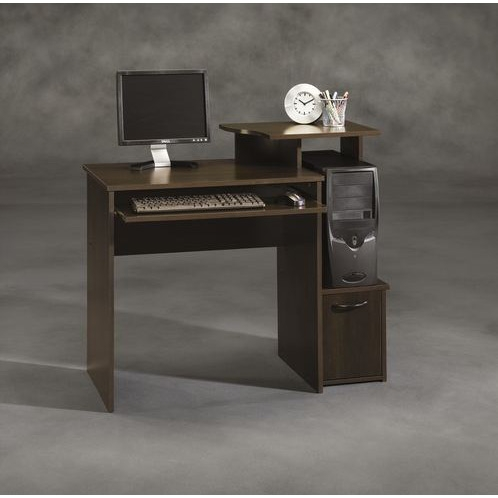 40 inch wide dark wood computer desk fastfurnishings com rh fastfurnishings com extra wide computer desk wide computer table