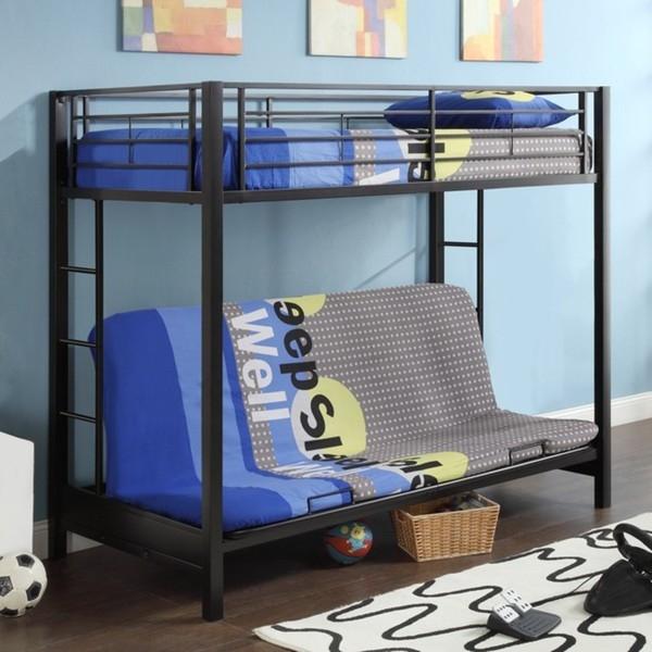 Full Size Futon Bunk Bed Frame