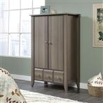 卧室衣柜衣橱储物柜,灰木表面处理