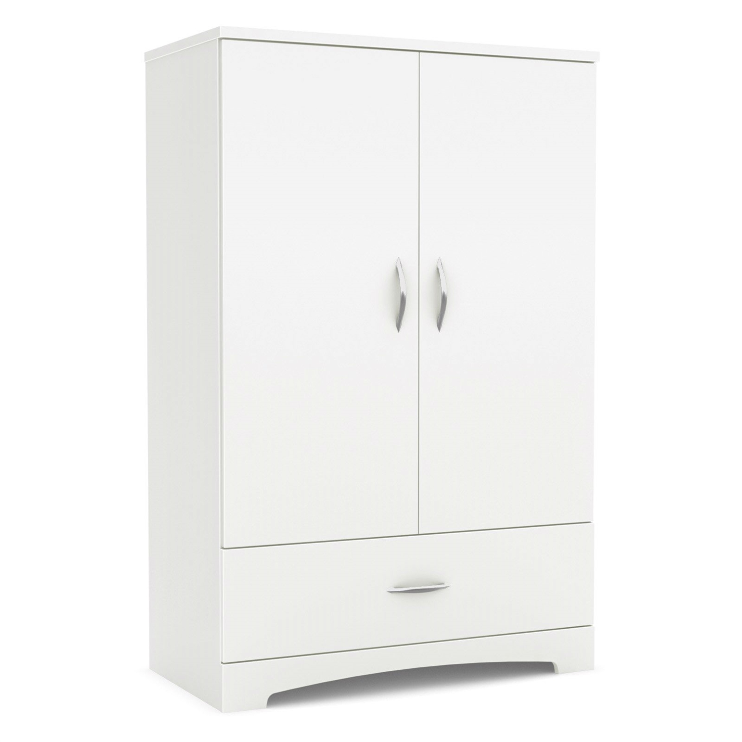 white wardrobe home elite inch cabinet product shipping winslow free garden today