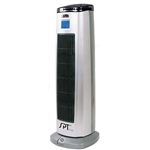 Ceramic Heater Tower with Ionizer by Supentown