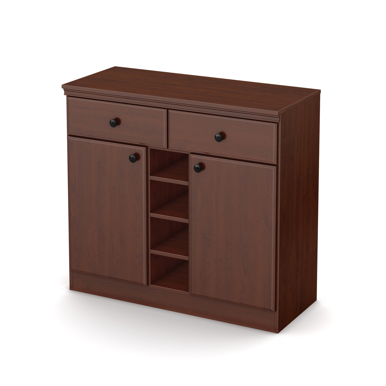 Dining room buffet sideboard console table in cherry wood finish retail price 33900 dzzzfo