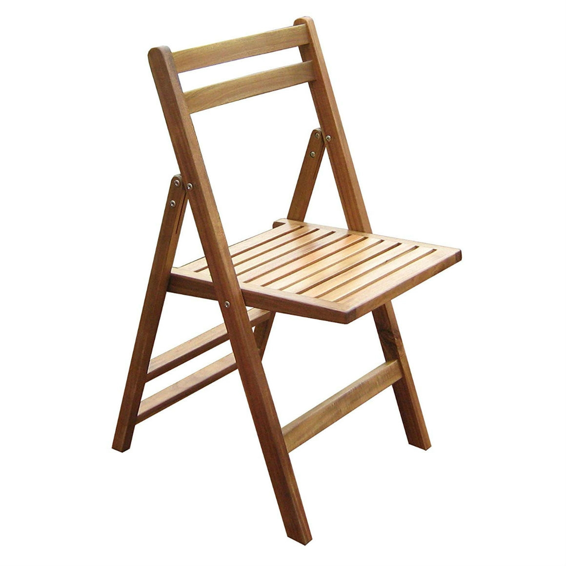 Wondrous Set Of 4 Outdoor Wooden Folding Patio Chairs Short Links Chair Design For Home Short Linksinfo