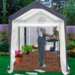 Home Gardener Portable Greenhouse (6' x 8')