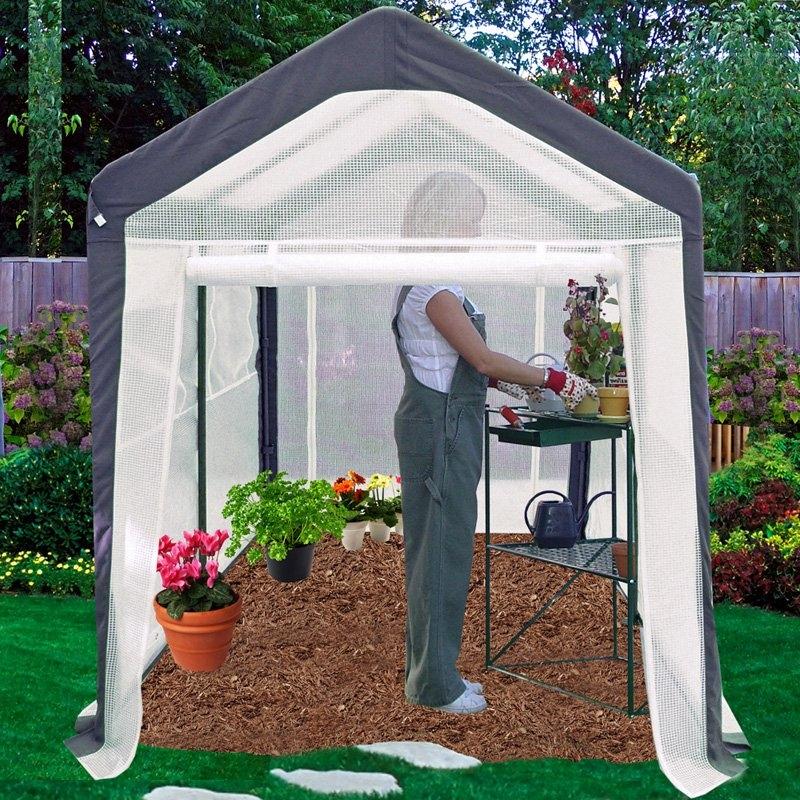 Home Gardener Portable Greenhouse (6' x 8')