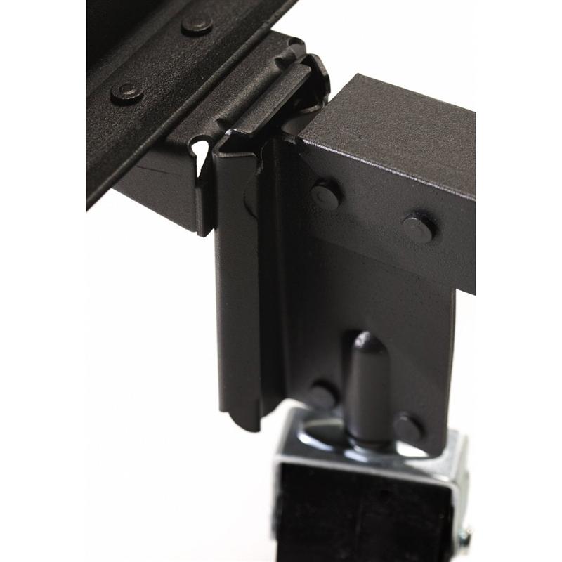 Super Heavy Duty Steel Wedge Lock Metal Bed Frame