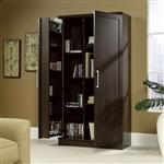 多用途客厅厨房橱柜储物柜衣橱,摩卡棕色