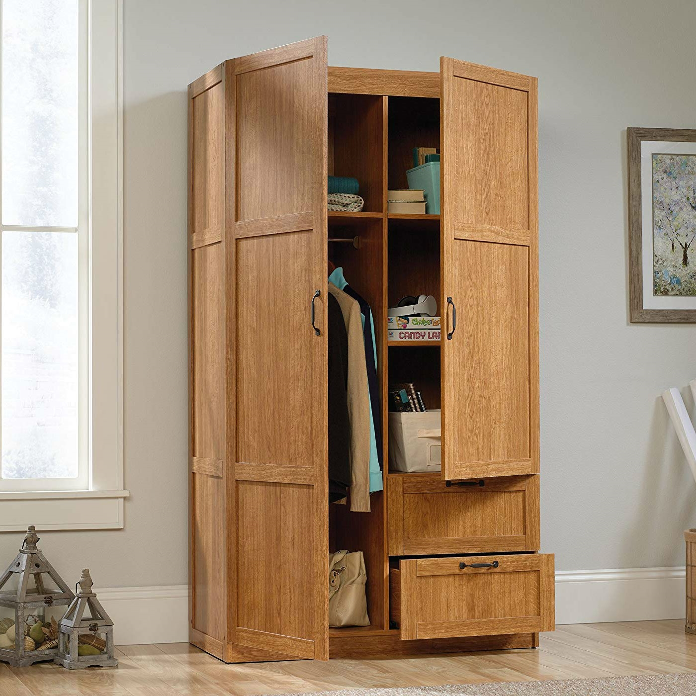 small and ikea references wardrobe adorable armoire double storage with amazing cabinet doors jewelry white closet