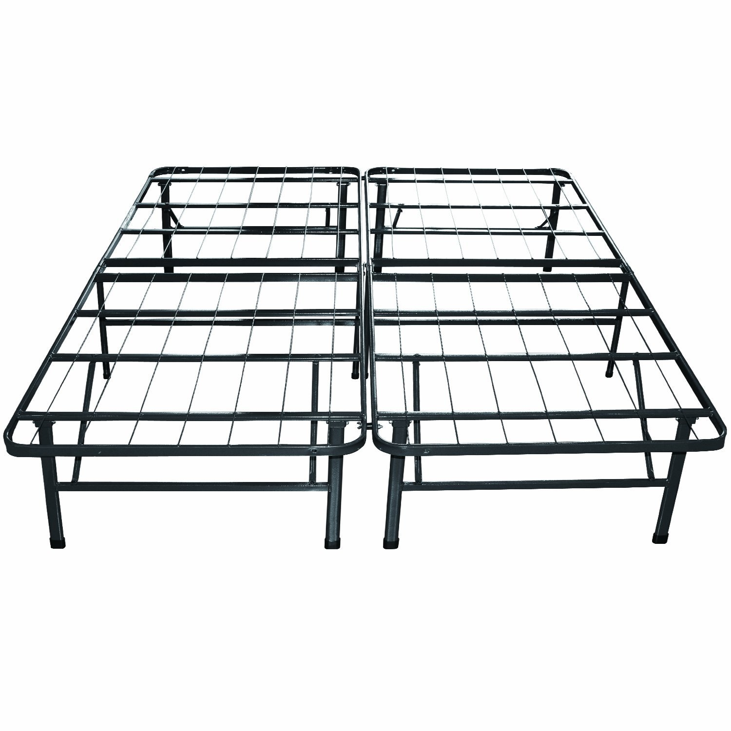 twin extra long metal platform bed frame with storage space - Extra Long Twin Bed Frame