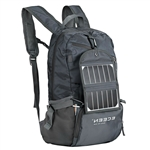 Grey 3.25 Watt Solar Battery Charger Backpack Charge Smart-phones Tablets and More