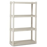 Heavy Duty 4-Shelf Home Garden Storage Utility Shelving Unit