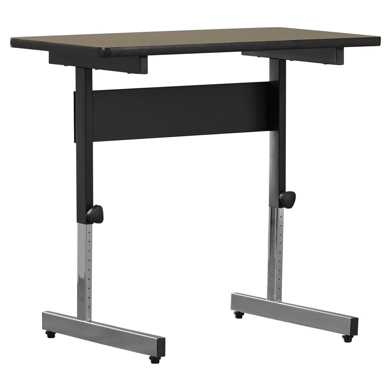 Stand Up Desk Adjustable Height Sitting Or Standing Writing Computer