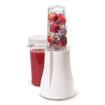 BPA Free Compact Personal Blender by Tribest with White Base
