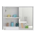 现代x英寸浴室壁镜药柜