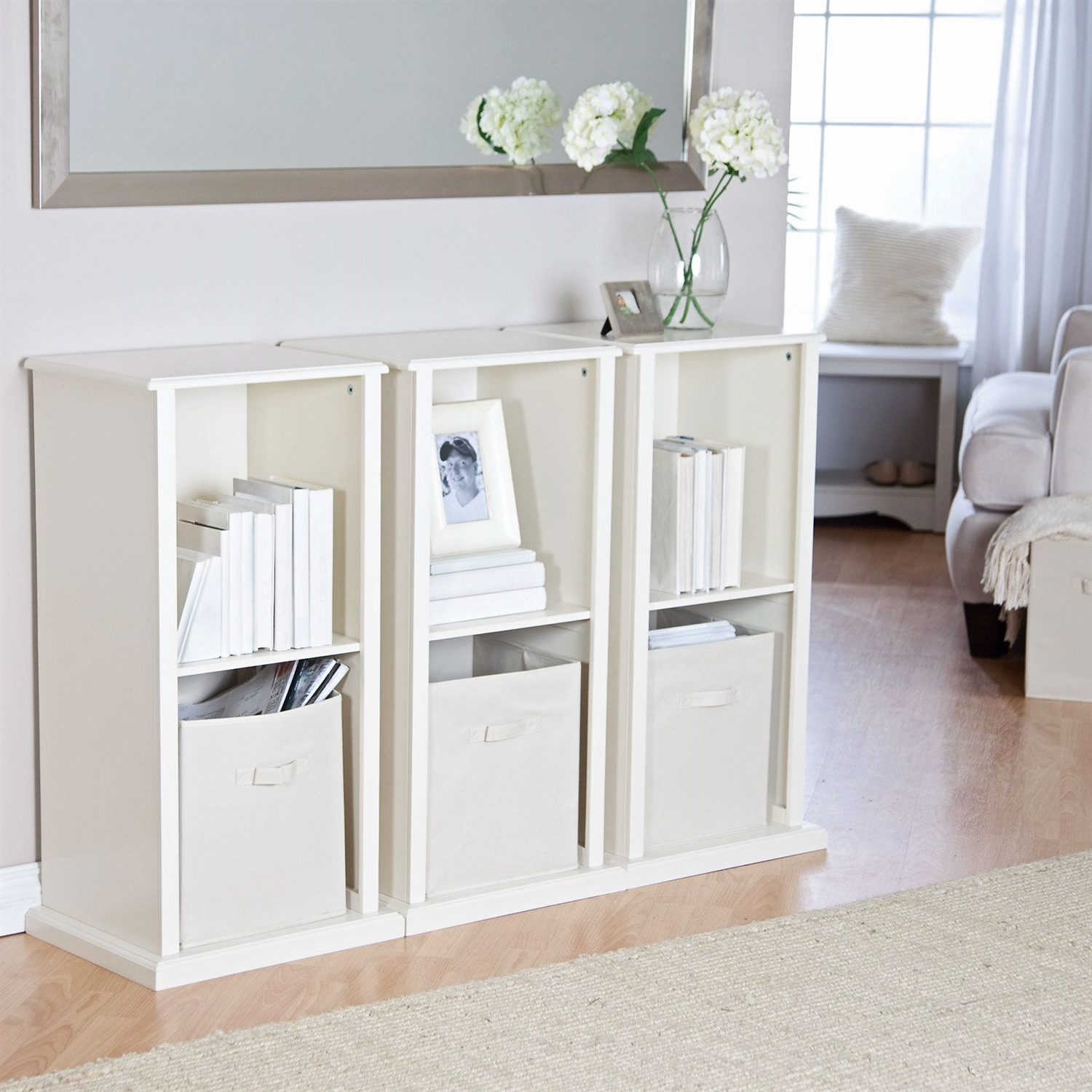 bookcases racks cube products stands media shelves stand tv and organizer fitueyes vertical bookcase cd storage