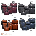 Dutch 4-piece Luggage Set