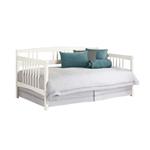 双尺寸沙发床(白色木质饰面)单独出售