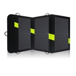 20 Watt Folding Solar Panel Portable Batter Charger For iPhone Tablets and Smartphones