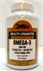 Omega 3 Fish Oil  1,000mg Cholesterol Free