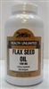 Organic Flax Seed Oil  1,000mg