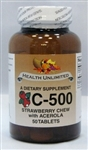 C-500 Strawberry Chew with Acerola