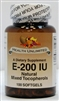 Vitamin E-200 I.U  Natural Mixed Tocopherols