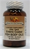 Enteric Coated Fish Body Oil  1,000mg