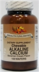 Chewable Alkaline Calcium with Magnesium  Bavarian Cream