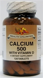Calcuim  500mg with Vitamin D