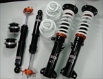 85-92 BMW E30 325 46MM COILOVER SUSPENSION