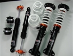 82-91 BMW E30 320 51MM COILOVER SUSPENSION