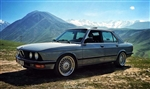 81-88 BMW E28 COILOVER SUSPENSION