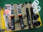 08-14 HONDA Fit (GE) COILOVER SUSPENSION
