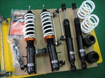 10-UP HONDA CR-Z (ZF1) COILOVER SUSPENSION
