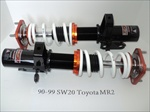 90-99 Toyota Toyota MR2 COILOVER SUSPENSION