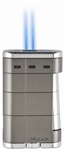 Xikar XTX Double Jet Lighter - Gunmetal