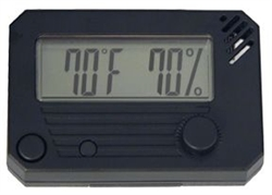 HygroSet Digital Hygrometer Rectangular