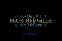 Flor del Valle Sky Flower Pack of 5 Cigars