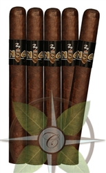 Nick's Sticks Maduro Churchill 5pk