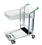 GC50 Folding Basket Stock Trolley