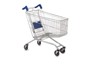 131Ltr Supermarket Trolley