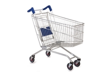 151Ltr Supermarket Trolley