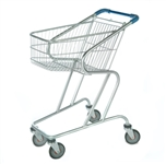 57Ltr Supermarket Trolley