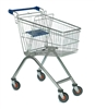 90Ltr Supermarket Trolley