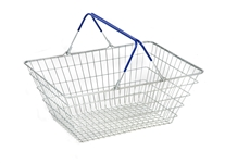 Wire Hand Basket 25Ltr